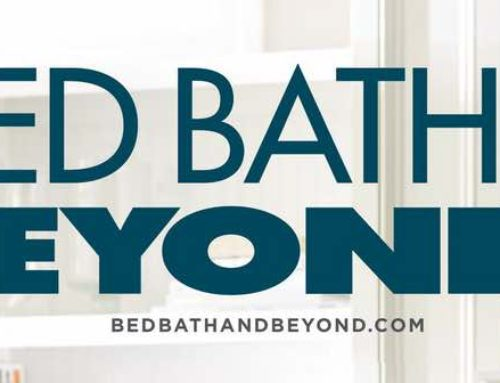 Selling Home Comforts: Bed, Bath, & Beyond
